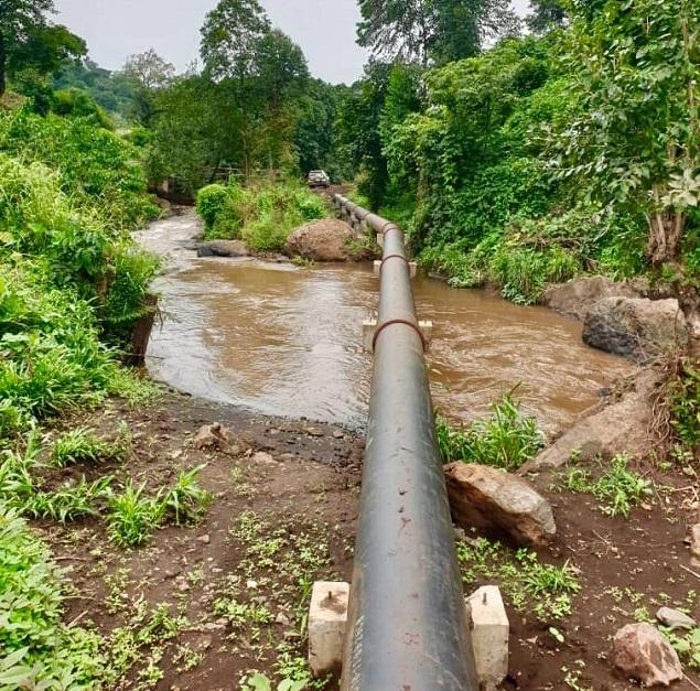 Bukedea Site Progress
