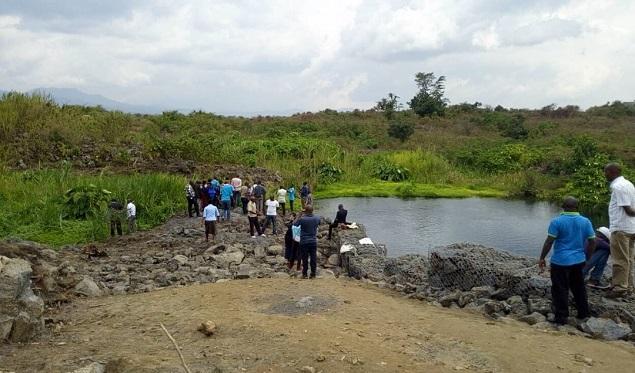 Chuo intake olant, Kisoro District