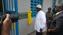 Commissioning Kiboga Town Water supply
